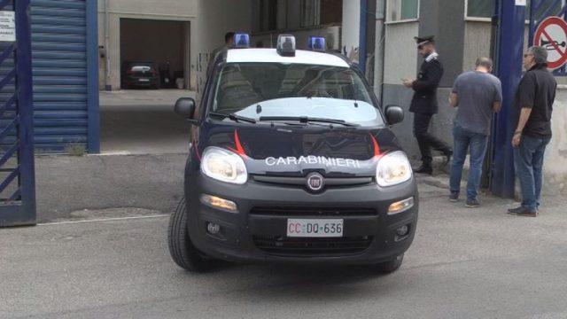carabinieri eboli