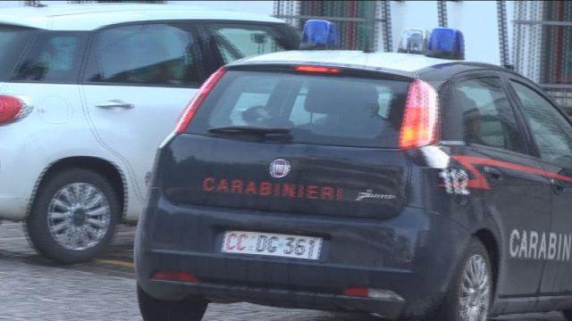 carabinieri capaccio scalo campagna