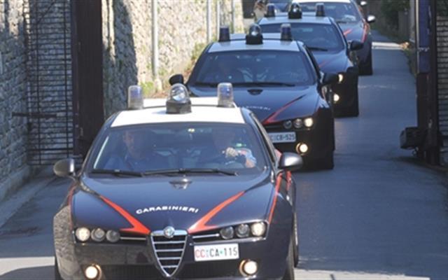 carabinieri blitz eboli 27 arrestati