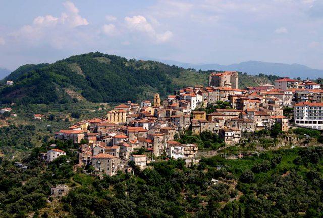 aree interne: Cammarano a Roccadaspide