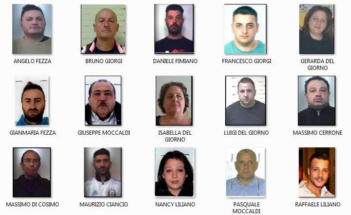 Arresti ad Eboli, Campagna e San Luca(Rc):associazione per delinquere finalizzata al traffico di sostanze stupefacenti