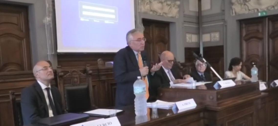 """Camera Commercio Salerno  convegno: """"Contro la contraffazione"""""""