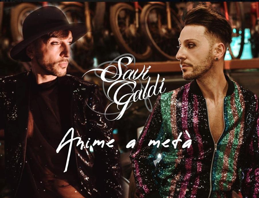 Savi Galdi, nuovo singolo: Anime a Metà