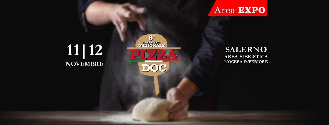 Nocera Inferiore, oggi e domani il VI campionato nazionale Pizza Doc
