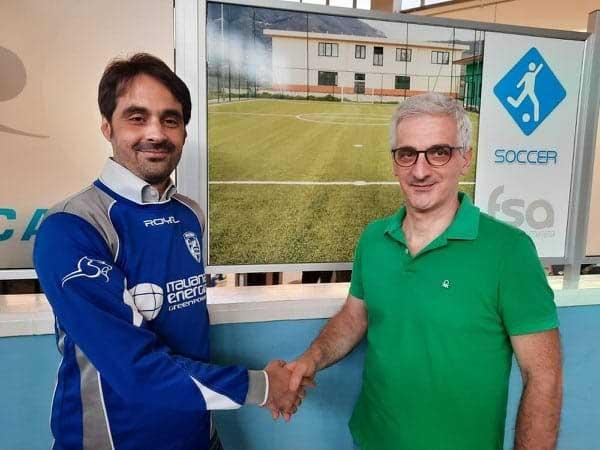 Antonio Manna, nuovo allenatore Atletico Vitalica
