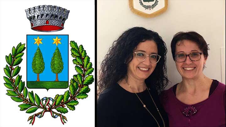 Gabriella De Rosa e Antonella Maraio