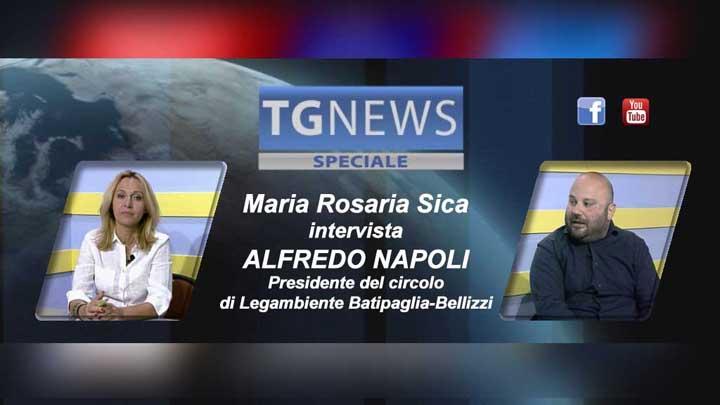 Alfredo Napoli Speciale Tg