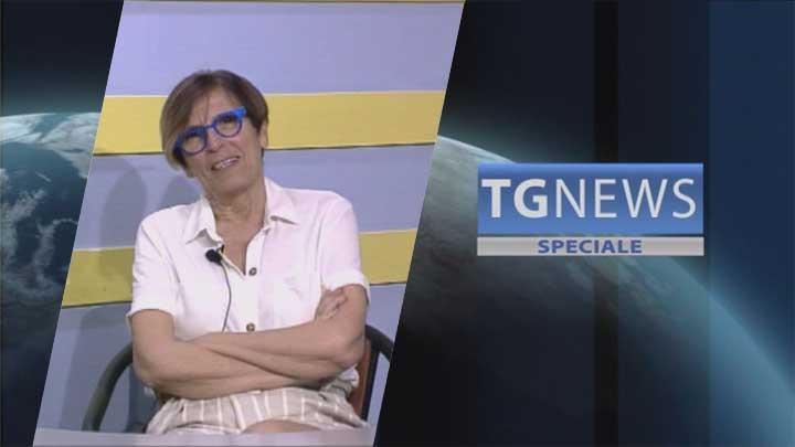 Cecilia Francese, Speciale Tg News