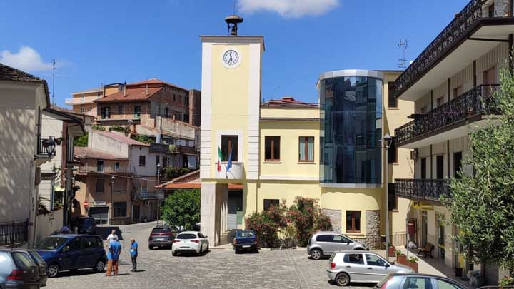 Municipio Albanella