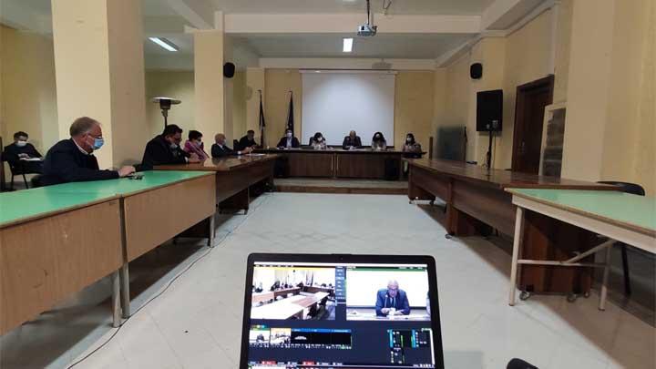 Consiglio Comunale di Albanella