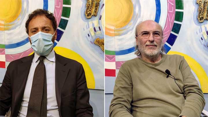 Vincenzo Inverso e Bruno Di Cunzolo