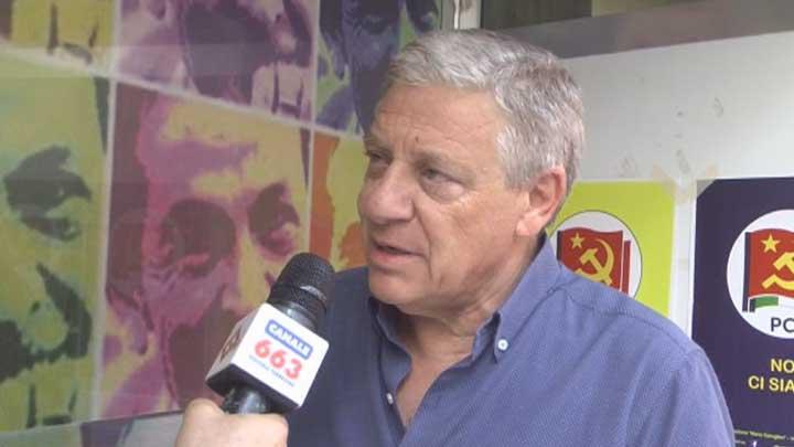 Alfonso Del Vecchio, Pci Eboli