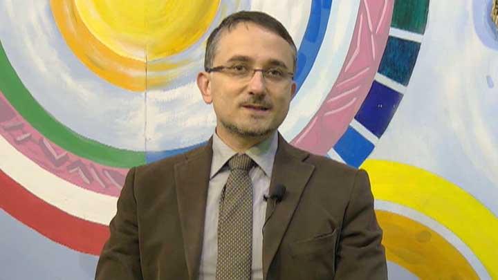 Maurizio Mirra: candidato sindaco di Civica Mente