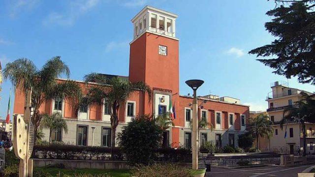 Municipio di Battipaglia. Comune di Battipaglia.