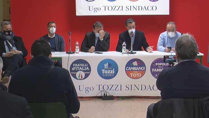 Presentazione Ugo Tozzi