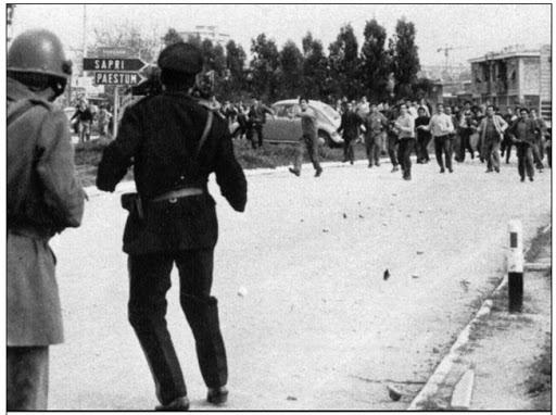 Moti Battipaglia del 1969