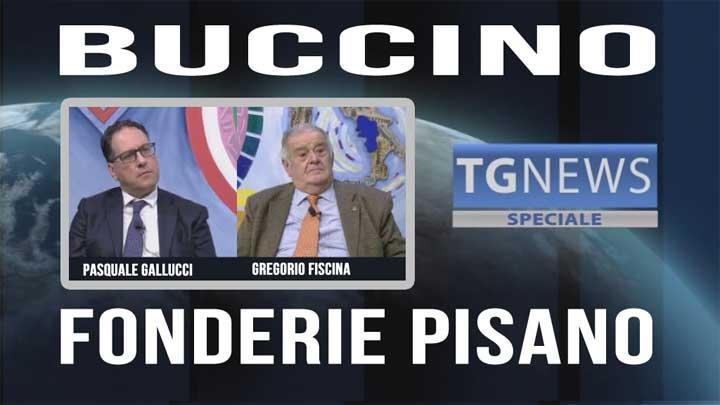 Buccino, Fonderie Pisano