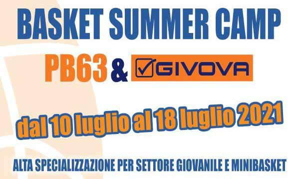 Basket Summer Camp 2021