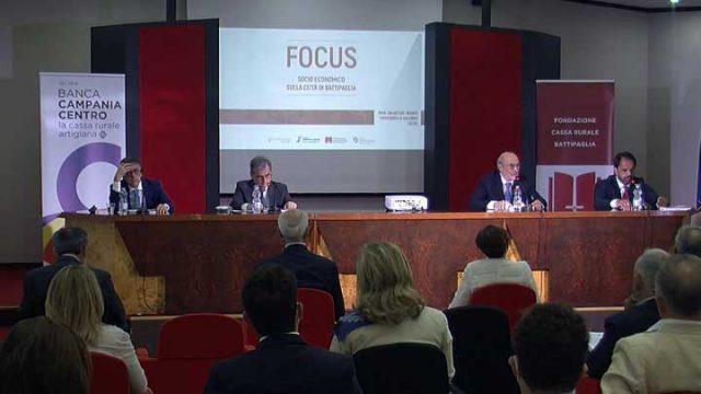 Focus Socio Economico Battipaglia presentazione dati