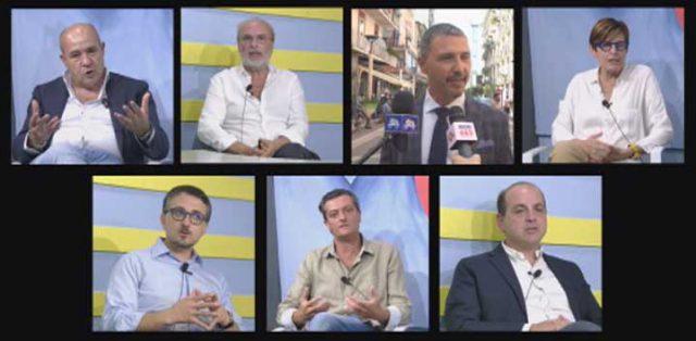 Candidati sindaco di Battipaglia