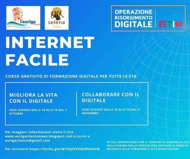 Internet Facile, corso gratuito